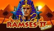 Игровой автомат Ramses II Deluxe от Максбетслотс - онлайн казино Maxbetslots