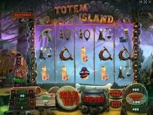 Totem Island на зеркале Максбет